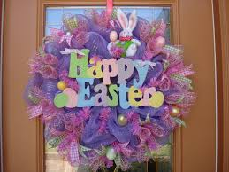 happy easter decorations sunday shuffle happy easter blomming about shopping