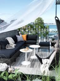 Terrasse Ideen Modern Gestalten Terrasse Und Balkon Mit Pflanzen Und Blumen Gestalten