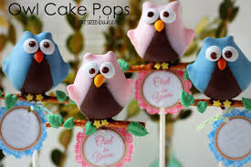 Halloween Cake Pops Recipe Owl Love You Cake Pops Pint Sized Baker