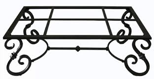 wrought iron table base for granite wrought iron coffee table base coffee drinker