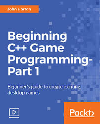 beginning c game programming part 1 video packt books