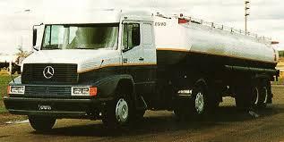 Famosos Camión Argentino: Mercedes-Benz L 1620 #AU09