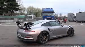 Porsche Gt3 Rs Msrp Porsche Gt3 Rs 991