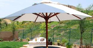 Deck Umbrella Replacement Canopy by Patio U0026 Pergola Wonderful Large Outdoor Umbrella Wonderful Patio