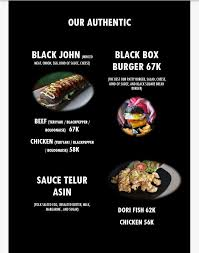 box de cuisine de cuisine menu menu for de cuisine kalimalang jakarta
