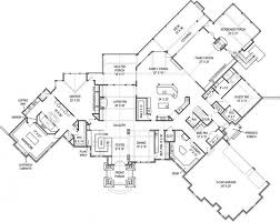 Luxury Estate Home Plans Kettle Creek Lodge House Plan Two Story Luxury Estate Rustic