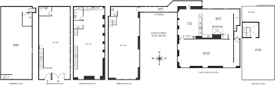 Gracie Mansion Floor Plan by Tribeca U0027s Historic Skybridge Listing Officially Hits The Market