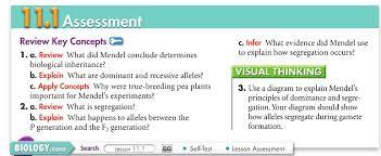 mendelian genetics homework answer key 28 images mendelian