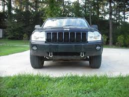 lifted jeep grand cherokee ome hd lift with pics north american grand cherokee association