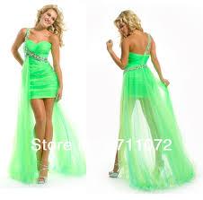 cheap bright orange prom dresses best dressed