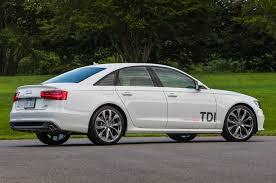 audi a6 2013 vs 2014 2014 audi a6 tdi drive motor trend