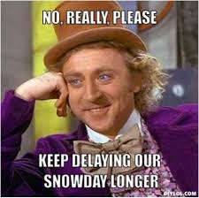 Snow Day Meme - snow day the fourth edition the hoya s blog
