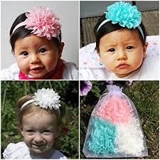 hair bands for babies flower headbands baby headbands kids hair accessories flower hair