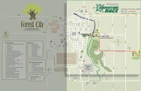Iowa Road Conditions Map Winnebago Outdoor Adventure Race Forest City Iowa