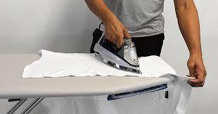 how to iron a dress shirt like a pro