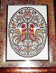 Round Rooster Rug Rooster Rug Window Wall Floor Pinterest French Products