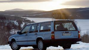volvo minivan classic ads 1984 volvo 740 gle
