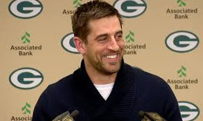 aaron rodgers dropped an f bomb on thanksgiving on nbc the big lead