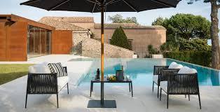 mobilier de jardin italien meubles design de jardin et terrasse unopiù
