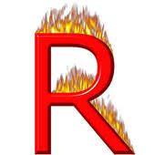 74 best red scarlett letters images on pinterest alphabet