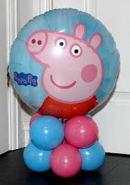 peppa pig balloon your room