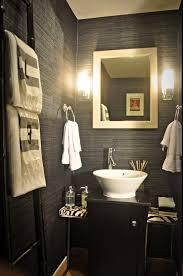 Powder Room Faucets Outstanding Powder Room Designs Also White Modern Washbowl And