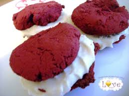 ingredient challenge monday vegan red velvet whoopie pie gluten