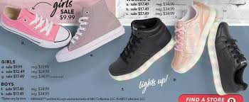 payless light up shoes payless shoesource black friday airwalk boys light up shoes for