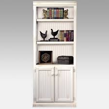 antique white bookcase with doors home decor inspirations