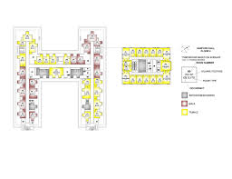 sanford hall floor plans housing and residential life sanford hall floor 4 floor plan