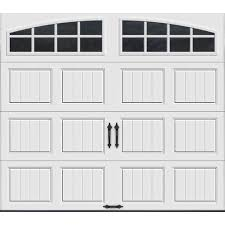 Overhead Door Of Fort Worth by Clopay Gallery Collection 8 Ft X 7 Ft 6 5 R Value Insulated