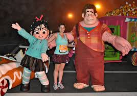 love characters wreck ralph