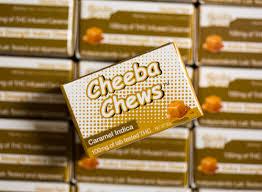 thc edible caramel cheeba chew 100mg thc bud hb
