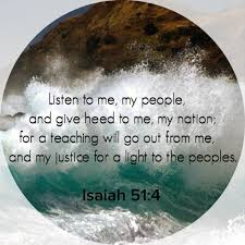 isaiah 51 4 bible verses pinterest isaiah 51 bible and truths