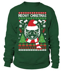 meowy christmas sweater amazing meowy christmas sweater a must for cat 3