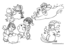 snowman family coloring pages getcoloringpages com