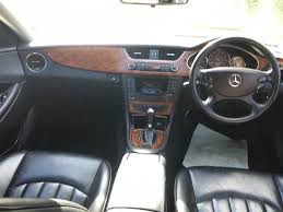 2007 mercedes benz cls 320 3 0 cdi 7g automatic executive 95k ful