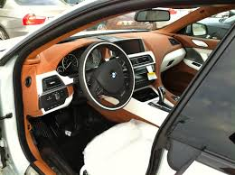 Bmw Opal White Interior Delivered Moonstone 640i Gran Coupe