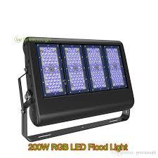 Green Flood Light 200w 250w Rgb Led Boat Flood Light Marine Led Flood Light Led
