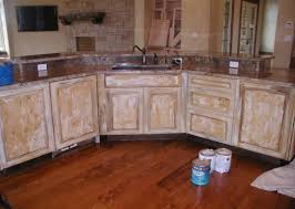 painting a kitchen island cabinet distressed black cabinets startling distressed black