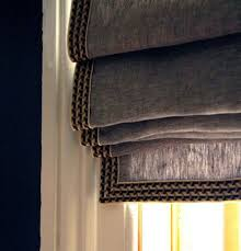 Decorative Trim For Curtains 46 Best Beautiful Blinds U0026 Shades Fabric Images On Pinterest