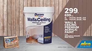 washable paint for walls mica april specials 2017 duram paint mica hardware youtube
