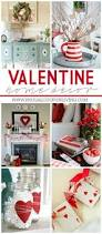 valentine home decor ideas kids food crafts kid and mantles
