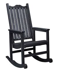 cr plastic products c05 porch rocker