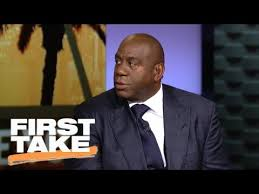 magic johnson excited for lonzo ball 2017 18 los angeles lakers