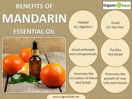 11 surprising benefits of mandarin essential oil organic facts