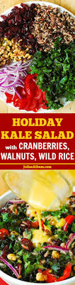 best 25 cranberry kale salad ideas on kale salad