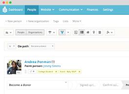 alumni network software run your alumni network with nationbuilder