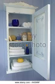 Vintage Bathroom Cabinet Bathroom Cabinet Country Stock Photos U0026 Bathroom Cabinet Country