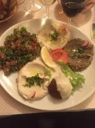 cours cuisine libanaise la table libanaise restaurant reviews phone number